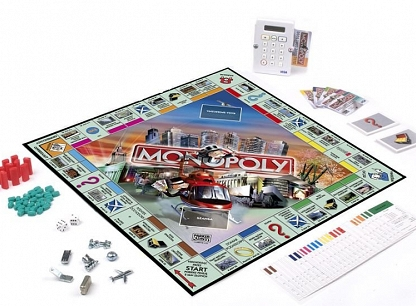Gry Monopoly
