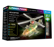 LASER PEGS 8 in 1 Helicopter 81012