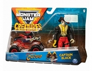 MONSTER JAM Figurka Pirates Curse 6055108 20121074