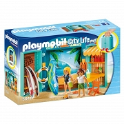 "Playmobil 5641 Play Box ""Sklep surfingowy"""