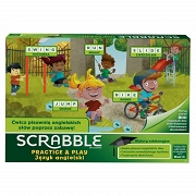 Mattel Scrabble Practice&Play J.ang. GGB32